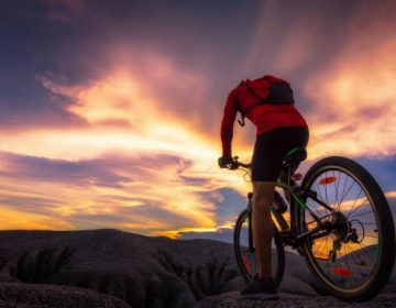 basic mountain bike riding tips
