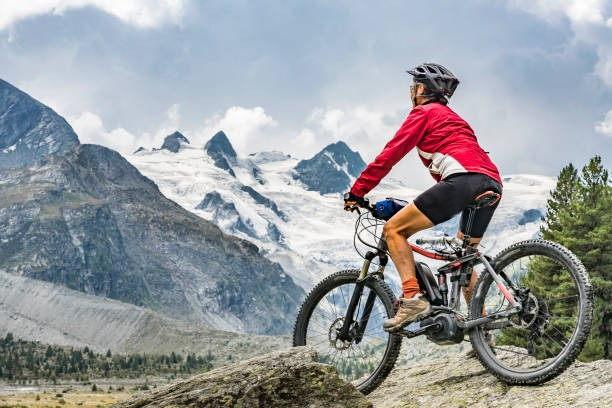 beginner's guide to mountain biking
